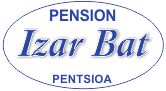 Izar Bat Logo